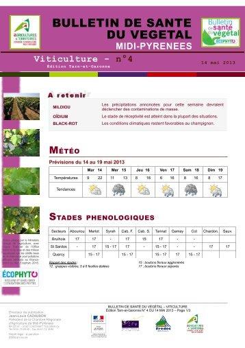 Bt juillet 2013 chambre d 39 agriculture de haute garonne - Chambre agriculture haute garonne ...