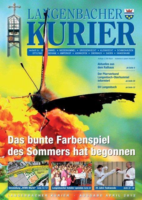 36. Ausgabe April 2012 - Langenbach