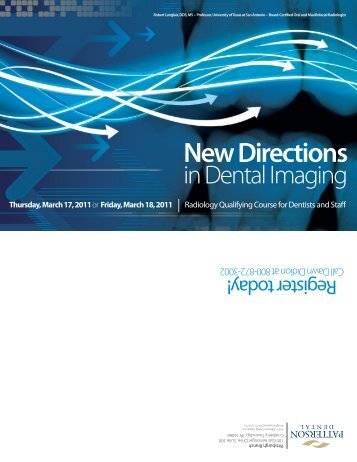NewDirections - Patterson Dental