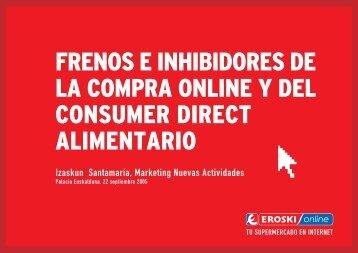 frenos e inhibidores de la compra online y del consumer direct ...