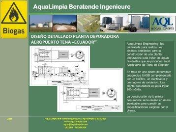 información - AquaLimpia