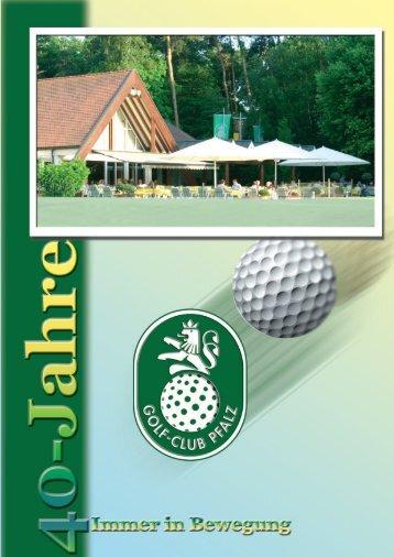 Wir beraten Sie gerne! - Golfclub Pfalz