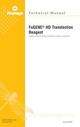 FuGENE® HD Transfection Reagent
