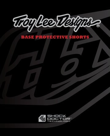 BASE PROTECTIVE SHORTS - Troy Lee Designs