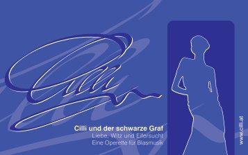 Cilli und der schwarze Graf - Perg