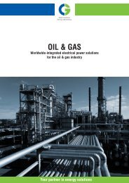 Download the CG Oil and Gas Brochure in PDF - Cgglobal.com