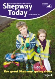 hepway Today Spring 2011 - Shepway District Council