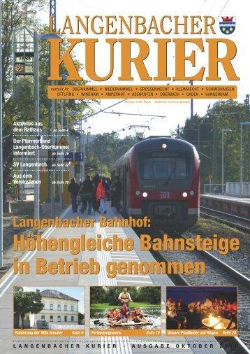 Kurier - Langenbach