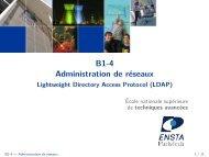 Lightweight Directory Access Protocol (LDAP) - Babafou