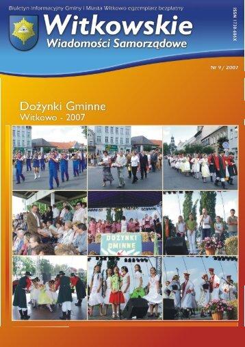 WWS 9-2007 - Witkowo