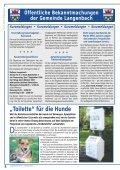 Langenbacher Kurier - Seite 4