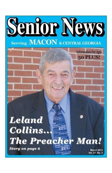Mar - Senior News Georgia