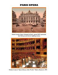 PARIS OPERA - CIBSE Heritage Group Website