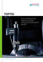 TOPTIG - Vítejte > Air Liquide Welding Czech