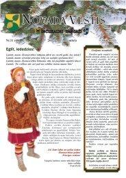 Nr. 11(40) Novembris - Inčukalns.lv