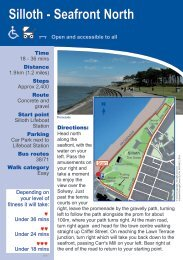 Silloth - Seafront North - Allerdale Borough Council