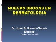 NUEVAS DROGAS EN DERMATOLOGIA - PIEL-L Latinoamericana