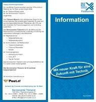 Information - TUalumni