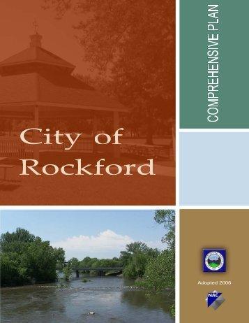 Comprehensive Plan Cover2.psd - City of Rockford, Minnesota