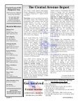 July 2005 Central Avenue Newsletter (PDF 1.37mb) - Page 2