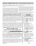 July 2005 Central Avenue Newsletter (PDF 1.37mb) - Page 3