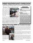 July 2005 Central Avenue Newsletter (PDF 1.37mb) - Page 6