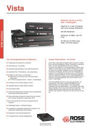 KVM switches - HETEC Datensysteme GmbH, Germering