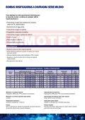 bombas dosificadoras a diafragma bombas dosificadoras ... - Dimotec - Page 2