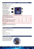 bombas dosificadoras a diafragma bombas dosificadoras ... - Dimotec - Page 3