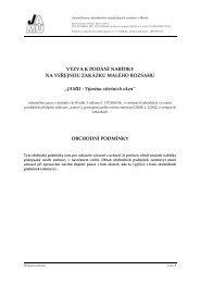 Obchodní podmínky-výměna střešních oken.pdf - Veřejné zakázky