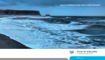 20% of ALL production cost is refundAbLe