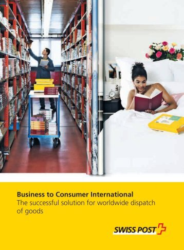 Business to Consumer International - The successful solution for ...