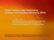 REN - Networking and Media Communications Research Lab - Kent ...
