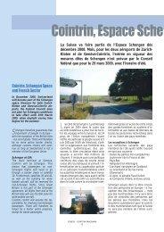 d'information sur L'AEROPORT, ESPACE SHENGEN - Delta Voyages