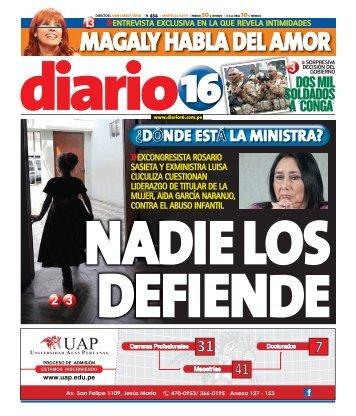 MAGALY HABLA DEL AMOR - Diario16