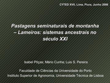 lameiros - Universidade Técnica de Lisboa
