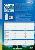 Esite Sanyo CO2 Eco 4,5kW - Page 2