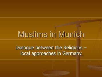 Muslims in Munich - Philip Anderson