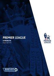 Premier League Handbook - 2011/12 - Premierleague.com