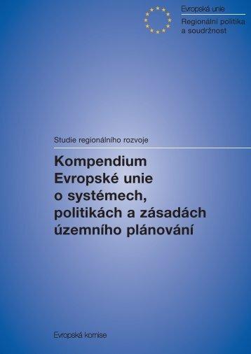 Kompendium Evropské unie o systémech, politikách a zásadách ...