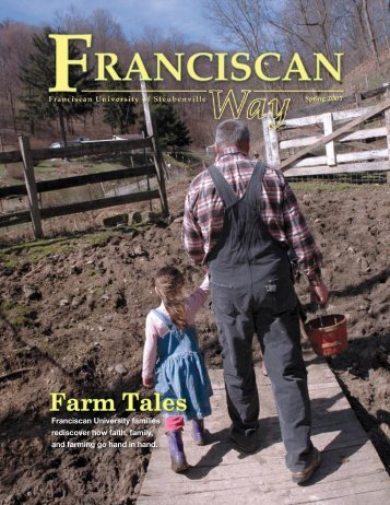 Farm Tales - Franciscan University of Steubenville