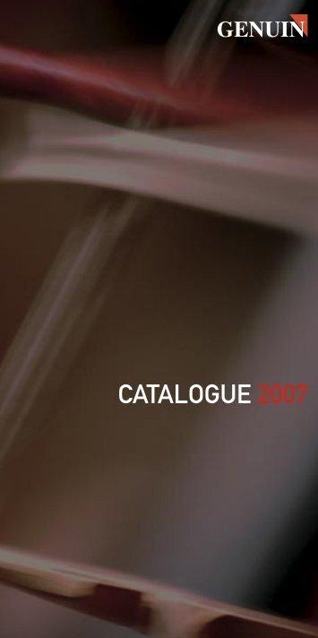 genuin katalog 07.indd - Genuin classics