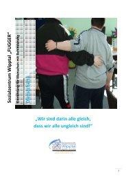 Dienstcharta - Bezirksgemeinschaft Wipptal