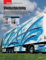 Actros MM Transport GmbH - HS Schoch