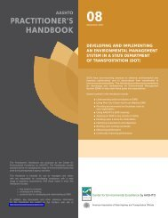 Practitioner's Handbook #8: Developing and Implementing an ...