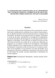 Andres Eloy Blanco - Portal de Revistas Electrónicas-Universidad ...