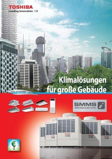 Klimalösungen für große Gebäude