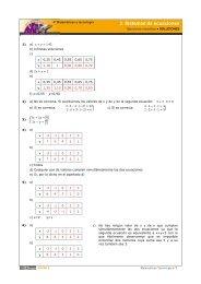 3. Sistemas de ecuaciones - aulAragon