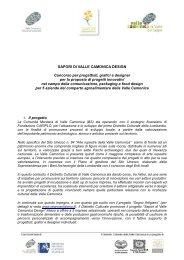 Bando di concorso - Giovani Artisti italiani