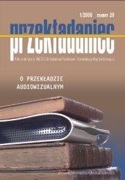 Untitled - Wydawnictwo Uniwersytetu Jagiellońskiego